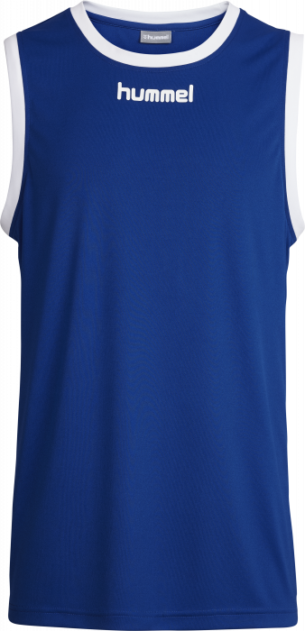 Hummel Core Basket Jersey Blue White 003651 6 Colors T Shirts Polos Basketball
