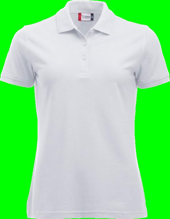9d3b1fa6 Clique Manhatten Polo Tee Women › White (028251-00) › 10 Colors › T ...