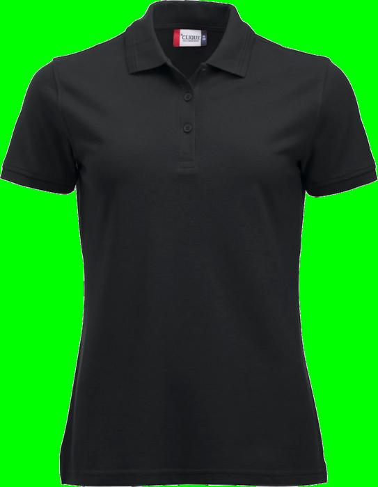 7f226909 Clique Manhatten Polo Tee Women › Black (028251-99) › 10 Colors › T ...