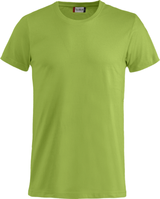Basic Bomulds T Shirt