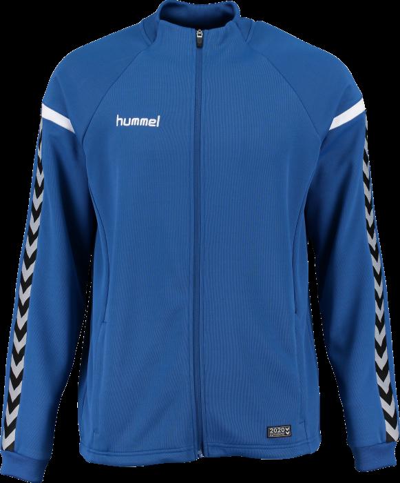 f8873893 Hummel Authentic Charge Træningsjakke › blå & blå (033401) › 6 ...