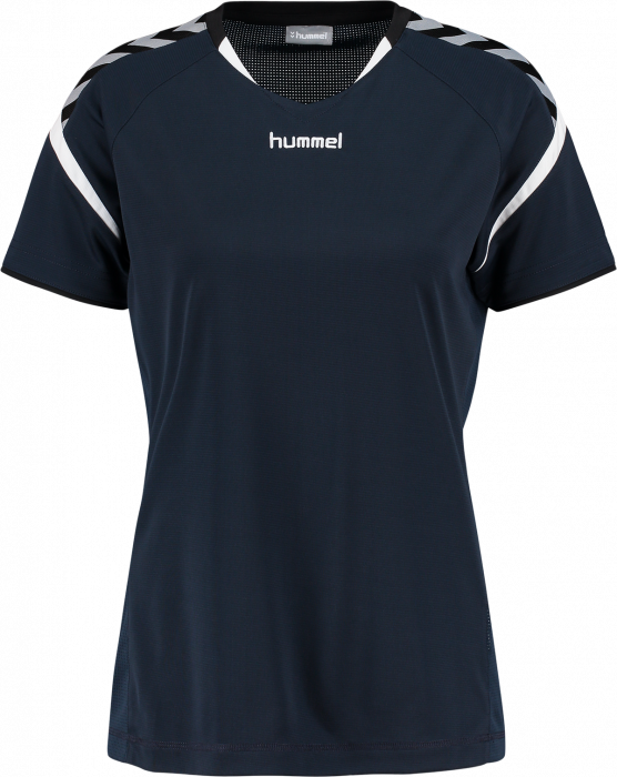 455329383 Hummel Authentic Charge Poly Jersey Women › Total Eclipse (03678 ...