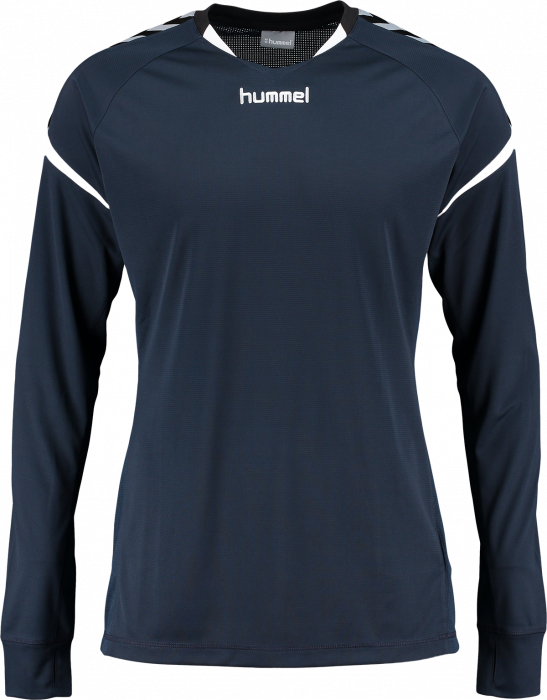 89302a73f Hummel Authentic Charge Poly Jersey LS Kids › Total Eclipse (04616 ...