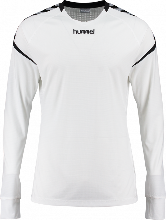 720f389f6 Hummel Authentic Charge Poly Jersey LS Kids › White (04616-9001) › 9 ...