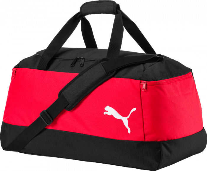 f9fae205f85c32 Puma medium sportsbag, pro Training › Red & black (074892) › 4 ...
