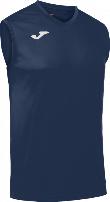 3705ae5fa51f5 Joma Combi sleeveless shirt › Marinblå   vit (100436.331) › 7 Färger ...