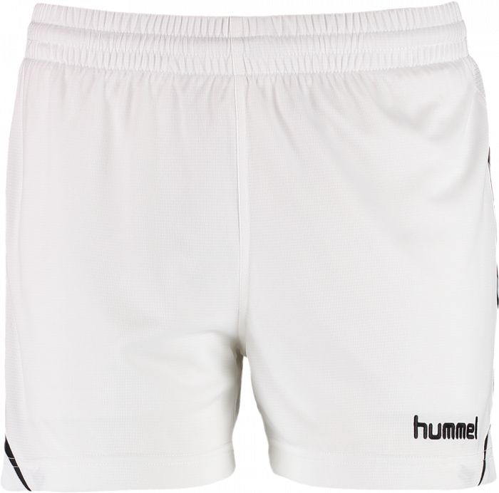 27f99b2b Hummel Authentic Charge Poly Shorts Women › White (11335-9001) › 8 ...