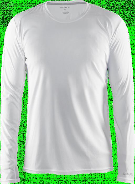 Mind Langærmet T Shirt Herre