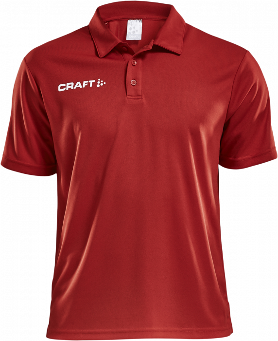 8d33728cb Craft Progress Polo Pique › Red & white (1905609_1430) › 6 Colors ...