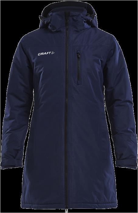 d1dda910 Craft Jacket Parkas Dame › Navy blå (1905992_1390) › Jakker