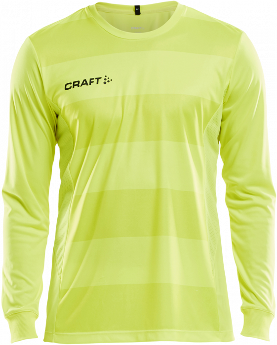 91dd68287 Craft Progress GK LS Jersey without padding › Amino yellow & yellow ...