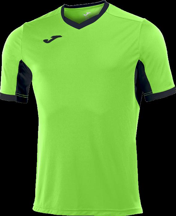863eb7126f Joma CHAMPION IV Jersey › Fluo grøn & black (100683.021) › 20 Colors ...