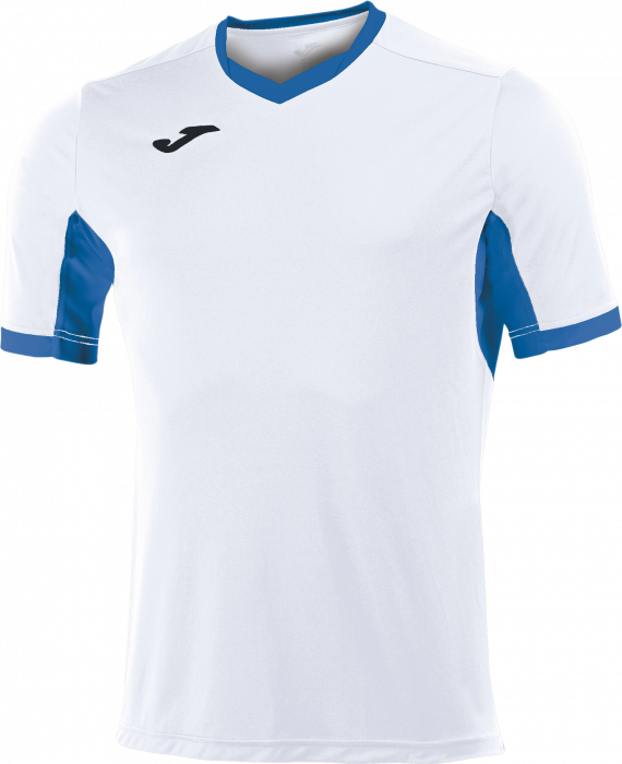 9e91864ab Joma CHAMPION IV Jersey › Branco   azul real (100683.207) › 20 Cores ...