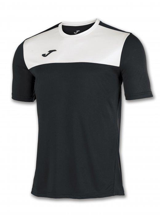 1a54f5cb53fba Joma Winner training t-shirt › Svart   vit (100946.102) › 10 Färger ...