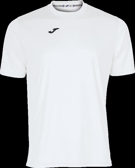 f23ae53eac Joma Combi t-shirt › White & black (100052.200) › 16 Colors › T ...