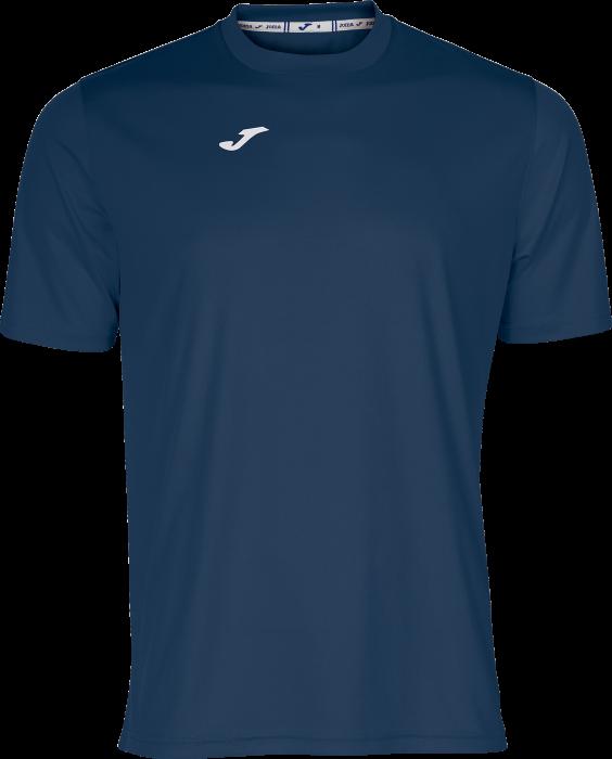 1253eacccd Joma Combi t-shirt › Navy blue   white (100052.331) › 16 Colors › T ...