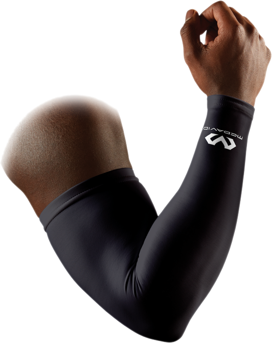 1e67173735 McDavid Compression Arm Sleeve › svart (6566) › 4 Färger ...