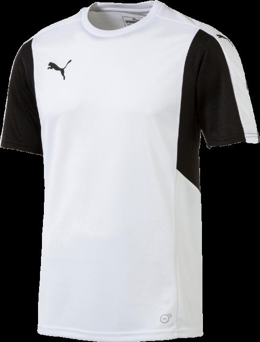 e2e99b7050806 Puma Dominate SS Shirt › Vit   svart (703063) › 7 Färger › T-shirts ...