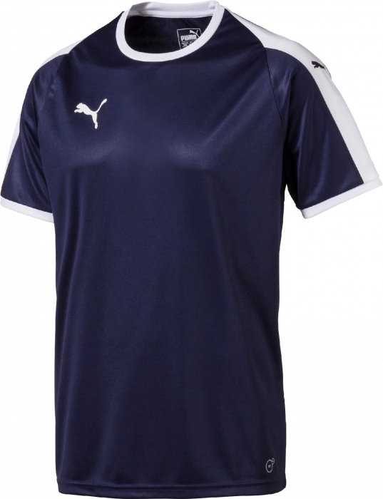 206b4818c4d6 Puma Liga SS Game jersey › Navy & white (703417-06) › 16 Colors › T ...