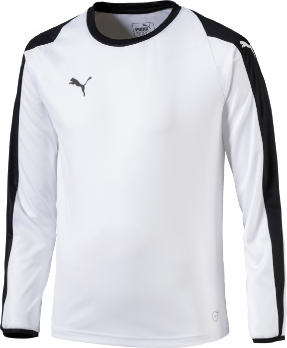5c4fd18aced8e Puma Liga Jersey LS › White & black (703419) › 7 Colors › Shirts