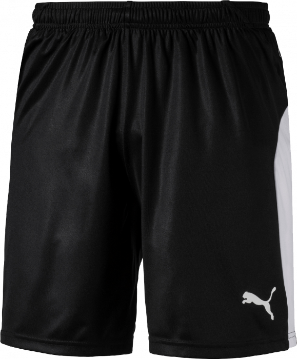 33905093d828b Puma Liga Shorts with Brief Youth › Black   white (703429) › 7 Colors