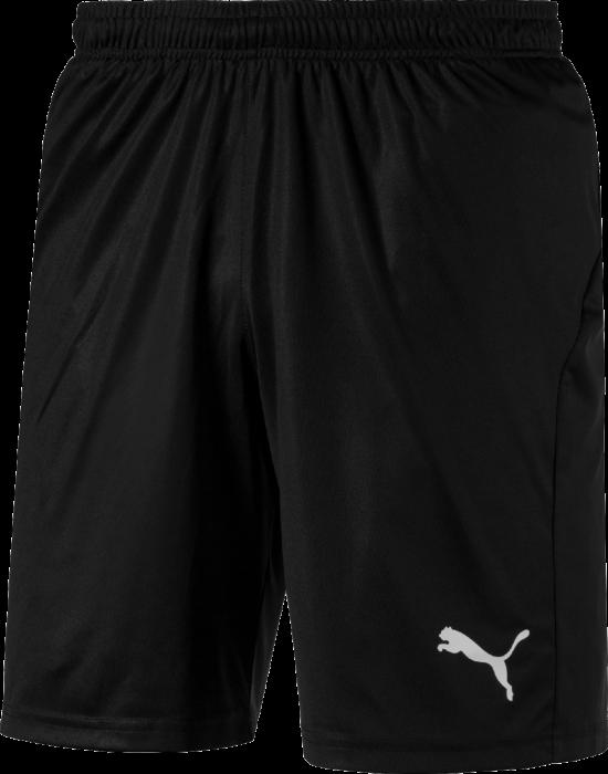 c561ec9c8475 Puma LIGA Shorts › Black   white (703615) › 7 Colors › Shorts