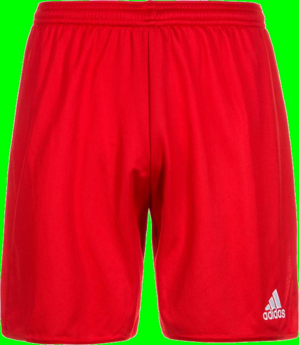 Adidas Adidas Parma 16 Short › Vermelho   branco (AJ5881) › 7 Cores ... 3119c2e59a0c1