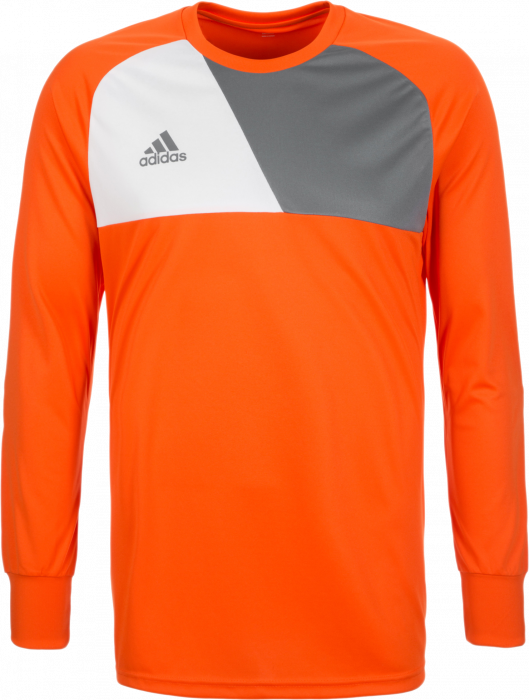 4f97868f7da Adidas Assita 17 Goalkeeper Jersey › Orange   grey (AZ5398) › 4 ...