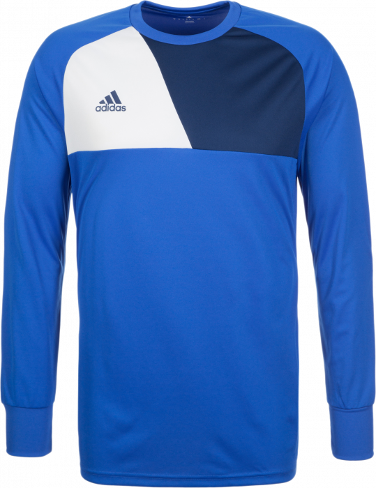 78c2cd0201a Adidas Assita 17 Goalkeeper Jersey › Cobolt blue & navy blue (AZ5399 ...
