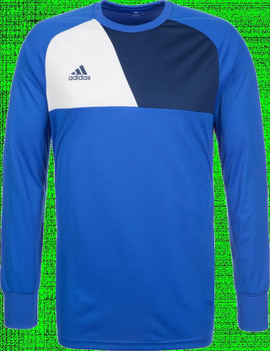 8f02e7929 Adidas Assita 17 Goalkeeper Jersey › Cobolt blue   navy blue (AZ5399 ...