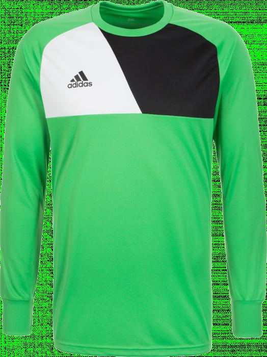 Adidas Assita 17 Goalkeeper Jersey › Energi Grøn   black (AZ5400 ... 4f136d7eb
