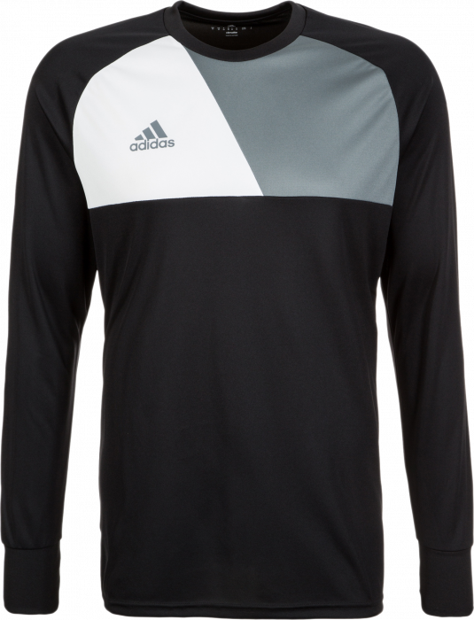 4ff23af07 Adidas Assita 17 Goalkeeper Jersey › Black & grey (AZ5401) › 4 ...
