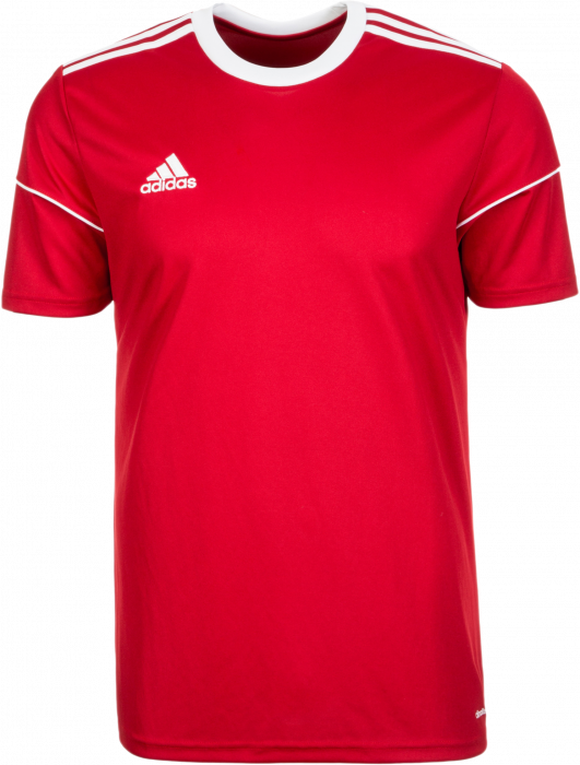 Adidas SQUADRA 17 JERSEY › Red   white (BJ9174) › 10 Colors › T ... 37bbf8c8e