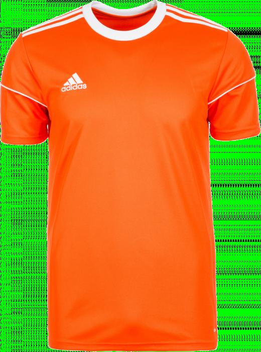 adidas t shirt orange