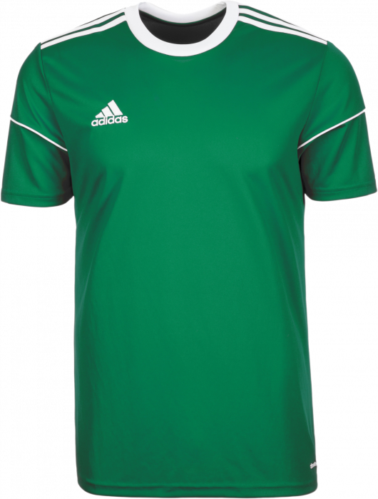 Adidas SQUADRA 17 JERSEY › Green   white (BJ9179) › 10 Colors › T ... d909407d5bc