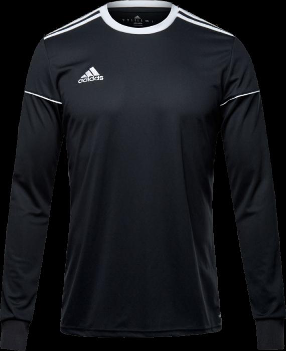 57026fbfc001 Adidas SQUADRA 17 Jersey LS › Noir   blanc (BJ9185) › 5 Couleurs › T ...