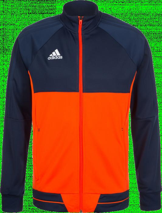 e78f85ca8024 Adidas Tiro 17 Polyester Jacket › Orange   navy blue (BQ2601) › 6 ...