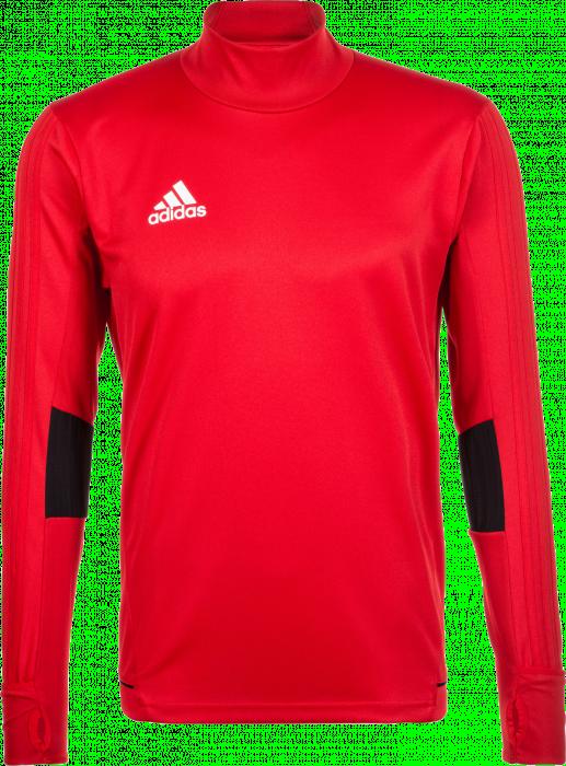 d3c1a0475 Adidas TIRO 17 TRAINING SHIRT › Red   black (BQ2732) › 6 Colors ...