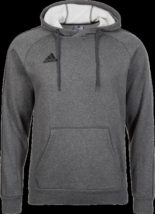 319db3ff Adidas core 18 hoody Junior › Gris (cv3429) › 4 Couleurs › Vêtements ...