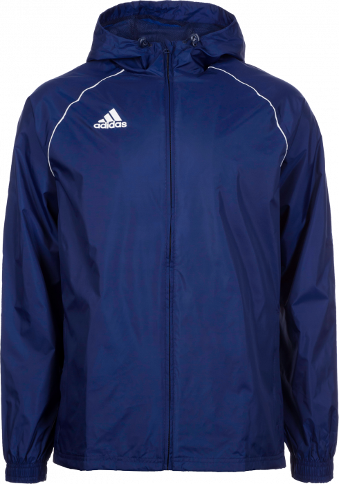 52280f85b6b Adidas core 18 rain jacket Youth › Navy blue (cv3742) › 3 Colors ...