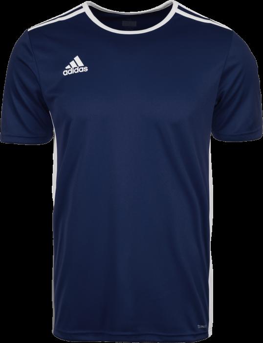 Adidas Entrada 18 game jersey › Marinblå (CF1036) › 10 Färger ... 8686bf6534e22