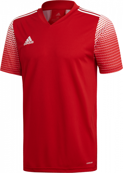 Adidas Regista 20 jersey › Power Red & white (FI4551) › 8 Colors ...