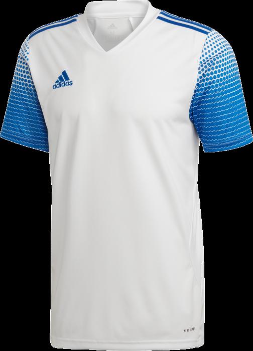 Adidas Regista 20 jersey › White & royal blue (FI4558) › 8 Colors ...