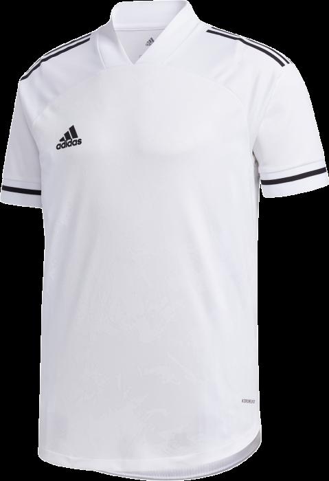 Adidas Condivo 20 Jersey › White & black (FT7255) › 6 Colors › Adidas