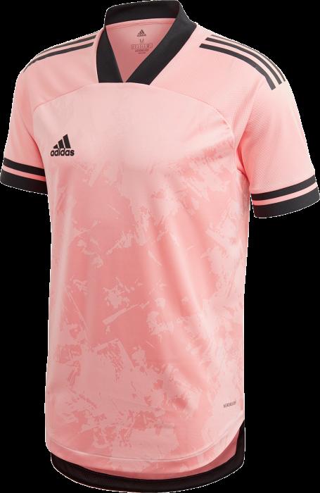 Adidas Condivo 20 Jersey › Pink & noir (FT7260) › 6 Couleurs ...