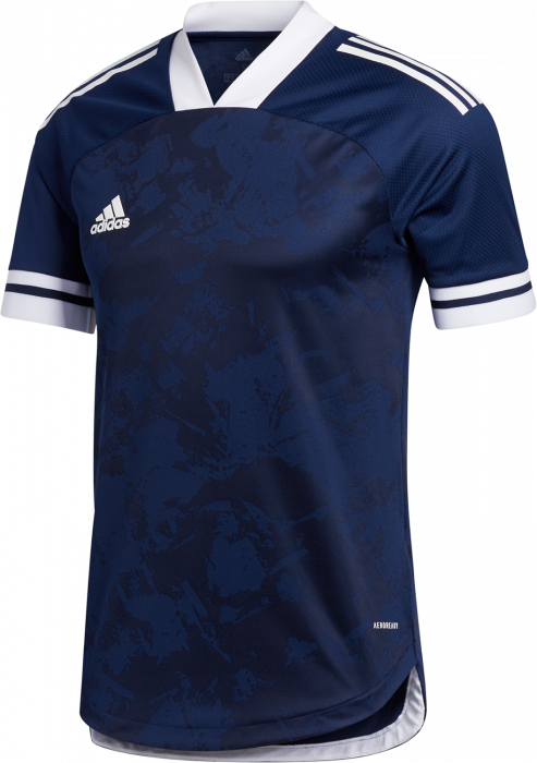 Adidas Condivo 20 Jersey › Navy blue & white (FT7261) › 6 Colors ...