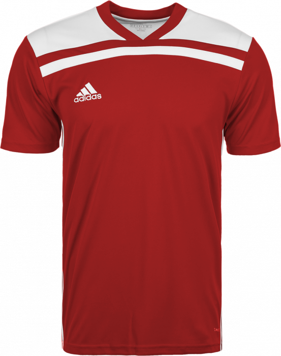 489ea5137 Adidas Regista 18 SS game jersey › Red & white (CE1713) › 7 Colors ...