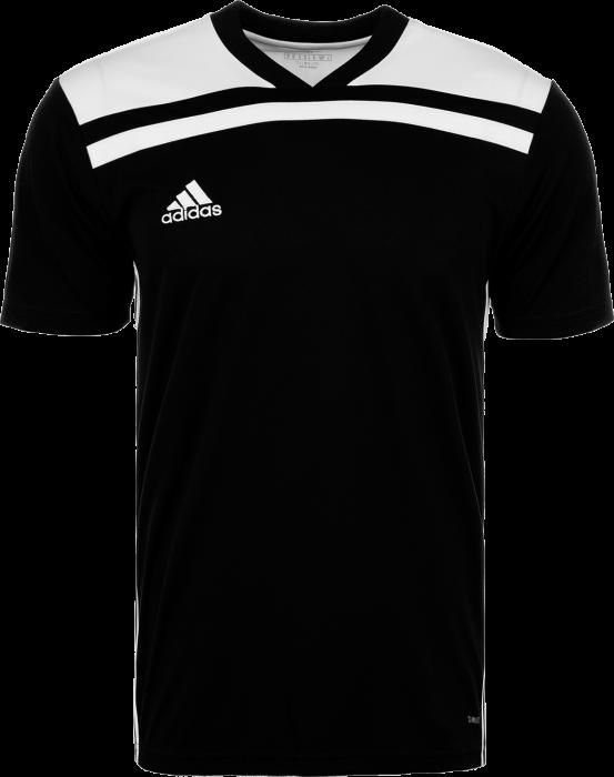 Adidas Regista 18 SS game jersey › Noir   blanc (CE8967) › 7 ... 8af11edb5fe