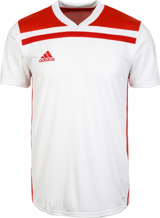 31186093512 Adidas Regista 18 SS game jersey › White & red (CE8969) › 7 Colors ...