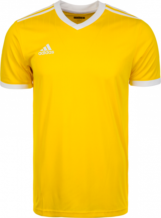 adidas shirt yellow top